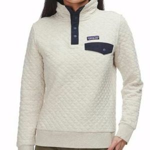 Patagonia W's Organic Cotton Quilt Snap-T Pullover